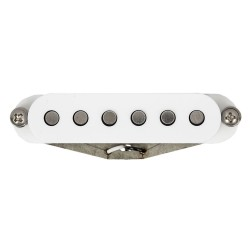 SUHR V63 BRIDGE WHITE PASTILLA SINGLE COIL PUENTE