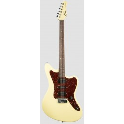 SUHR IAN THORNLEY CLASSIC JM HSH GOTOH 510 VY GUITARRA ELECTRICA VINTAGE YELLOW
