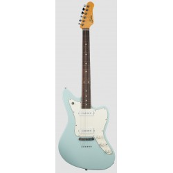 SUHR CLASSIC JM S90 TP6 SB GUITARRA ELECTRICA SONIC BLUE