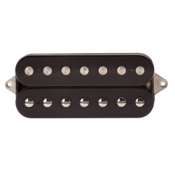 SUHR 7 HOT BRIDGE BLACK PASTILLA HUMBUCKER PUENTE 7 CUERDAS