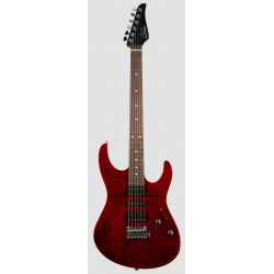SUHR MODERN PLUS HSH PF CPR GUITARRA ELECTRICA CHILI PEPPER RED
