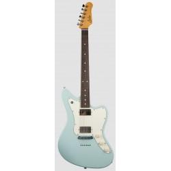 SUHR CLASSIC JM HH TP6 SB GUITARRA ELECTRICA SONIC BLUE