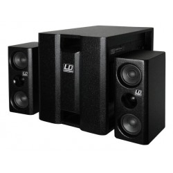 LD SYSTEMS DAVE 8 XS SISTEMA MULTIMEDIA PORTATIL