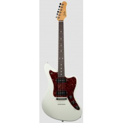 SUHR CLASSIC JM S90 TP6 OW GUITARRA ELECTRICA OLYMPIC WHITE