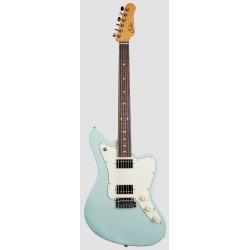SUHR CLASSIC JM HH 510 SB GUITARRA ELECTRICA SONIC BLUE