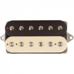 SUHR THORNBUCKER BRIDGE 50MM REVERSE ZEBRA PASTILLA HUMBUCKER PUENTE