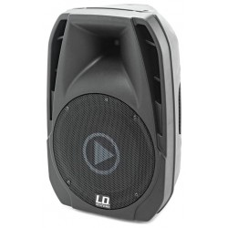 LD SYSTEMS PLAY 12A ALTAVOZ ACTIVO PA CON REPRODUCTOR MP3