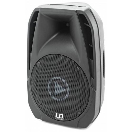 LD SYSTEMS PLAY 12A ALTAVOZ ACTIVO PA CON REPRODUCTOR MP3.