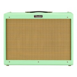 FENDER HOT ROD DELUXE IV SURF GREEN CREAMBACK AMPLIFICADOR GUITARRA