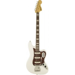 SQUIER VINTAGE MODIFIED BASS VI IL BAJO ELECTRICO OLYMPIC WHITE