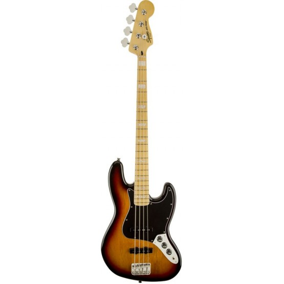 SQUIER VINTAGE MODIFIED JAZZ BASS 77 MN BAJO ELECTRICO 3TS