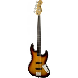 SQUIER VINTAGE MODIFIED JAZZ BASS FRETLESS EB BAJO ELECTRICO 3TS