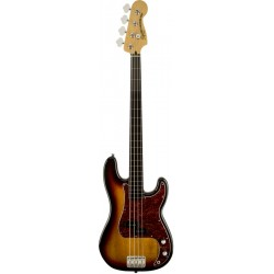 SQUIER VINTAGE MODIFIED PRECISION BASS FRETLESS IL BAJO ELECTRICO 3TS