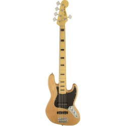 SQUIER VINTAGE MODIFIED JAZZ BASS V MN BAJO ELECTRICO NATURAL