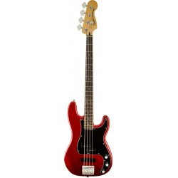 SQUIER VINTAGE MODIFIED PRECISION BASS PJ IL BAJO ELECTRICO CANDY APPLE RED