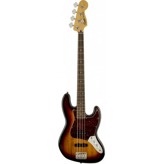 SQUIER VINTAGE MODIFIED JAZZ BASS IL BAJO ELECTRICO 3TS