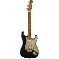 FENDER 56 FAT ROASTED STRATOCASTER CUSTOM SHOP JOURNEYMAN RELIC MN GUITARRA ELECTRICA NEGRA