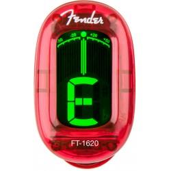 FENDER 0239981009 CALIFORNIA CLIPON AFINADOR DE PINZA CANDY APPLE RED