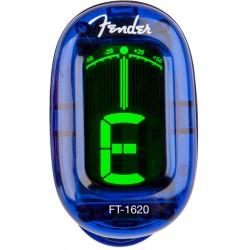 FENDER 0239981002 CALIFORNIA CLIPON TUNER AFINADOR DE PINZA LAKE PLACID BLUE