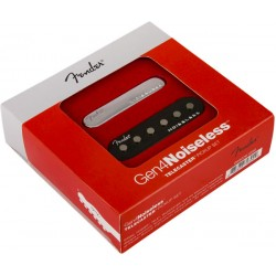 FENDER 0992261000 GEN4 NOISELESS TELECASTER PICKUPS SET PASTILLAS GUITARRA