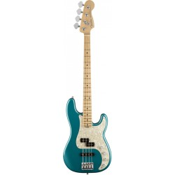 FENDER AMERICAN ELITE PRECISION BASS MN BAJO ELECTRICO OCEAN TURQUOISE