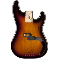FENDER 0998010732 STANDARD PRECISION BASS CUERPO BAJO BROWN SUNBURST
