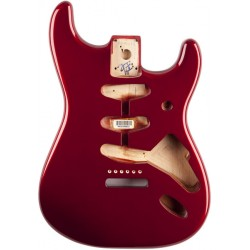 FENDER 0998003709 CLASSIC SERIES 60 STRATOCASTER SSS CUERPO GUITARRA CANDY APPLE RED