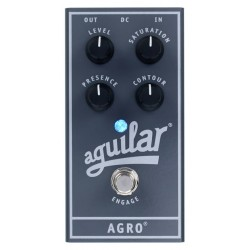 AGUILAR AGRO PEDAL OVERDRIVE DISTORSION BAJO
