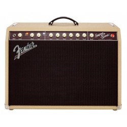 FENDER SUPER SONIC 22 COMBO AMPLIFICADOR GUITARRA BLONDE