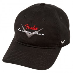 FENDER 9106635306 CUSTOM SHOP GORRA NEGRA