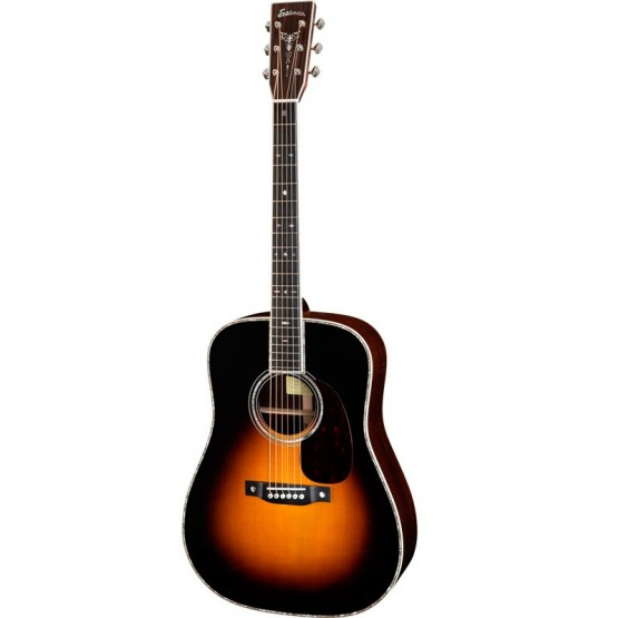 EASTMAN E40D SB TRADITIONAL GUITARRA ACUSTICA DREADNOUGHT SUNBURST
