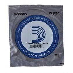 DADDARIO PL022 CUERDA GUITARRA ELECTRICA