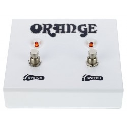 ORANGE FS2 FOOTSWITCH PEDAL CAMBIO DE CANAL 2 PULSADORES