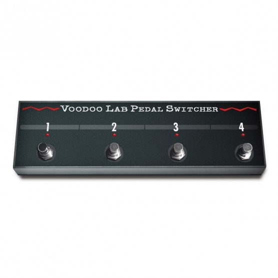 VOODOO LAB PEDAL SWITCHER.