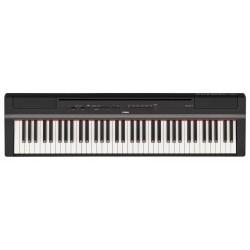 YAMAHA P121 B PIANO DIGITAL PORTATIL 73  TECLAS NEGRO. NOVEDAD