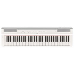 YAMAHA P121 WH PIANO DIGITAL PORTATIL 73 TECLAS BLANCO