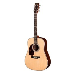 MARTIN HD-28 L GUITARRA ACUSTICA DREADNOUGHT ZURDOS