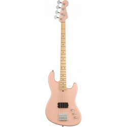 FENDER FLEA JAZZ BASS II MN BAJO ELECTRICO SATIN SHELL PINK