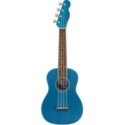 FENDER ZUMA CLASSIC WN UKELELE CONCIERTO LAKE PLACID BLUE