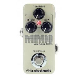 TC ELECTRONIC MIMIQ MINI DOUBLER PEDAL.