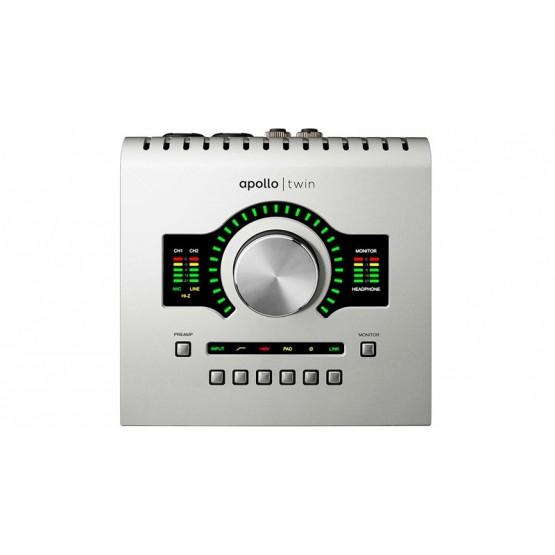 UNIVERSAL AUDIO APOLLO TWIN DUO USB INTERFAZ DE AUDIO