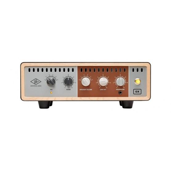 UNIVERSAL AUDIO OX AMP TOP BOX LOAD BOX ANALOGICA