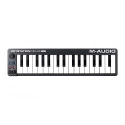 M AUDIO KEYSTATION MINI32 MK3 TECLADO CONTROLADOR MIDI