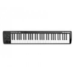M AUDIO KEYSTATION 61 MK3 TECLADO CONTROLADOR MIDI. NOVEDAD