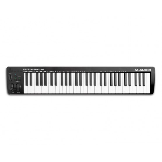 M AUDIO KEYSTATION 61 MK3 TECLADO CONTROLADOR MIDI