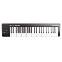 M AUDIO KEYSTATION 49 MK3 TECLADO CONTROLADOR MIDI. NOVEDAD