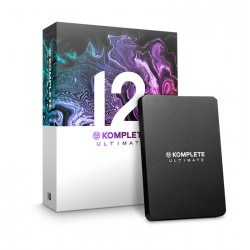 NATIVE INSTRUMENTS KOMPLETE 12 ULTIMATE PACK DE SOFTWARE. NOVEDAD
