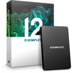 NATIVE INSTRUMENTS KOMPLETE 12 PACK DE SOFTWARE. NOVEDAD