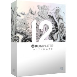 NATIVE INSTRUMENTS KOMPLETE 12 ULTIMATE COLLECTORS EDITION PACK DE SOFTWARE. NOVEDAD