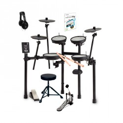 ROLAND -PACK- TD1DMK BATERIA ELECTRONICA + TUTORIAL + PEDAL + ASIENTO + AURICULARES Y BAQUETAS